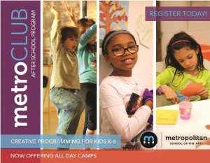 MetroClub Day Camp: March 24 @ Alexandria | Virginia | United States