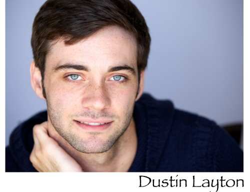 Musical Theater Workshop Faculty Spotlight: Dustin Layton