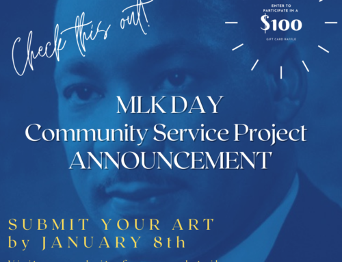 MLK Day Social Justice Service Project