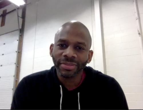 Meet Roger Jeffrey, Academy Dance Chair
